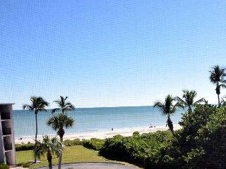 Gulf view one bedroom, resort style condo