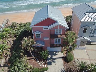 Beach Bliss, 4 Bedroom, 4 Bath, Private Beach Access, Pet Friendly, WIFI, Flagler Beach