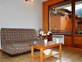CORNILLON B 2 rooms + small bedroom 6 persons, Le Grand-Bornand