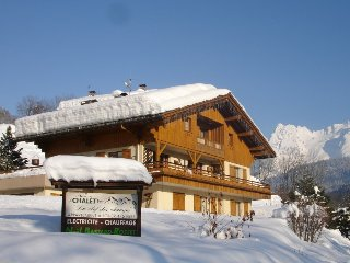 LA CLE DES CHAMPS 3 rooms 6 persons, Le Grand-Bornand
