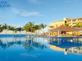 Casa Dorada Cabo Real (Dreams), on the Sea of Cortez.