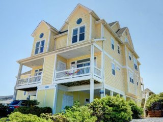 S. Shore Drive 106 | Heart of Surf City | Elevator |Internet | Direct Oceanfront, Sneads Ferry