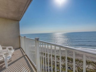 St. Regis 2507 Oceanfront! | Indoor Pool, Outdoor Pool, Hot Tub, Tennis Courts, North Topsail Beach