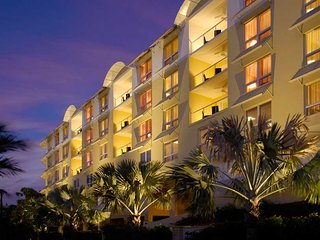 Hyatt Siesta Key is a residence with hotel amenities.  Perfect location