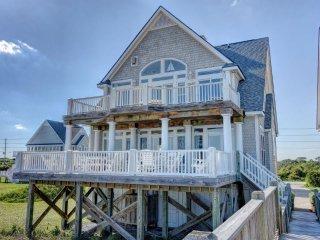 Island Drive 4296 Oceanfront!   Internet, Community Pool, Hot Tub, Elevator, Jac