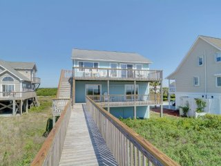 Island Drive 3512 Oceanfront! | Internet, Pet Friendly
