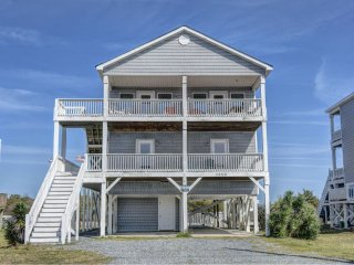 New River Inlet Rd 1259 Oceanview! | Private Pool, Hot Tub, Pet Friendly, Intern