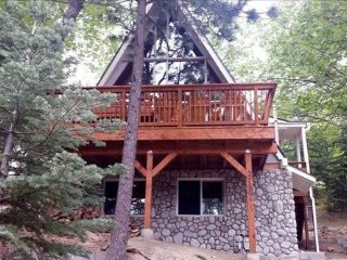 The Arrowhead Lodge with Hot Tub and Fire Pit, Crest Park