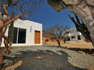 Adorable Casitas in your own  Private Gated Hacienda next to Los Cerritos Beach
