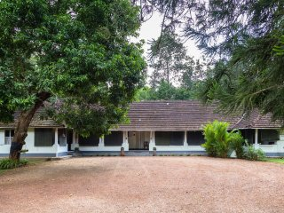 Heritage homestay in the Spice plantations of rural Kerala