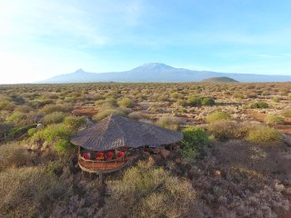Private Bush Camp - Amboseli
