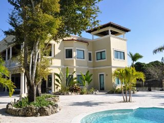 Scenic 9 Bedroom Mediterranean Villa in South Miami