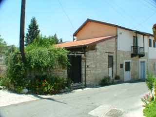 Traditional Cyprus Village Stone House, Doros