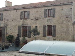 Chambres d'hôtes Sud Vendée, Puyravault