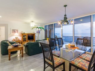 Sunset (3N) - Ocean Views from 3 Rooms, Central Air, Great Snorkeling