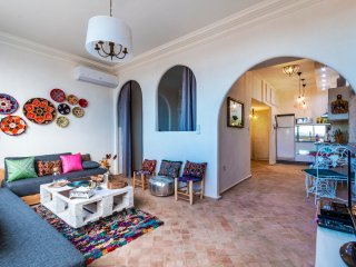 Charming & Chic Studio With a Nice View, Casablanca