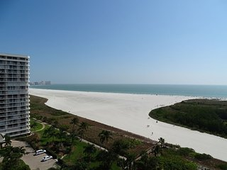 Stunning - newly remodeled beachfront Condo in pristine Resort on the Gulf of