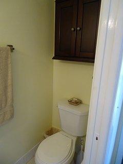 Half Bathroom on the first Floor
