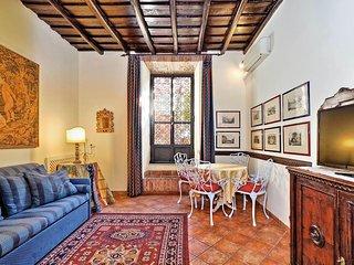 Appartamento Sforza, Roma centro storico, quartiere Monti