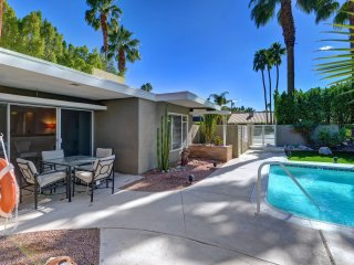 Parocela Place Villas #A, Palm Springs