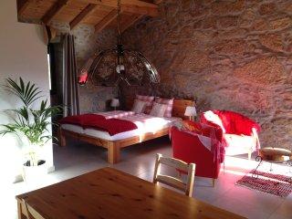 Ferienstudio mit Sicht auf die Serra Estrela: Relaxen, Wandern, Biken, Ausfluege