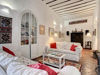 "Charming 18th century Andalucian town house close to the ""Parque Natural"""