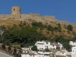 """Charming 18th century Andalucian town house close to the """"Parque Natural"""""""