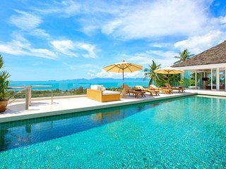 Panoramic Sea View - Villa White Tiger