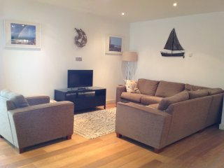 Ground Floor modern Apartment in Porth, Newquay