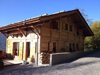 Morillon/Samoens - Large chalet apartment in nearby village - Ski or walking.