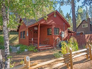 1198 Carson Avenue, South Lake Tahoe