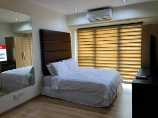 New & Cozy Deluxe Studio Condo Unit Knightsbridge Makati