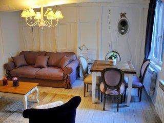 PETIT ANGE appartement de charme ceour de Rouen
