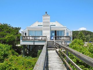 Beach Cottage at Folly - Magnificant Oceanfront Cottage, Folly Beach