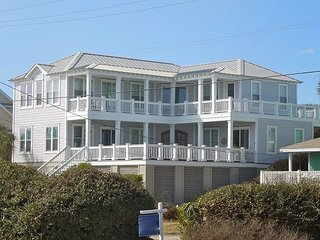 Large, Beautifully Decorated Home with Pool and Unobstructed Ocean Views!, Folly Beach