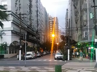 1 dormitório - Excelente localização- Santos