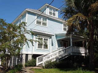 Heavenly Blue - Ultimate Comfort and Style with Marsh Views, Folly Beach