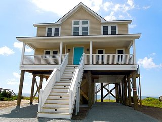 Nouveau Beach - Ocean Views and Panoramic Marsh Views, Folly Beach