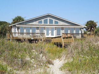 Summertime - Beautiful Home Overlooking the Ocean, Folly Beach