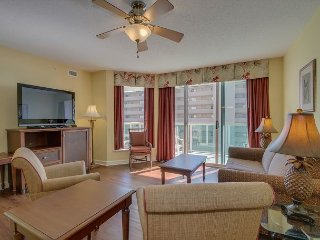 2nd row condo with wonderful ocean views & amenities
