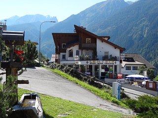 Apart Pepi s Ferienwohnungen im Ski und Wandergebiet Jerzens - Pitztal / Tirol