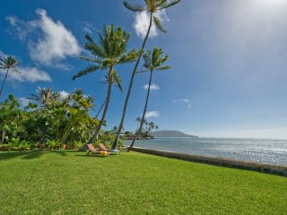 East Oahu Oceanfront Jewel