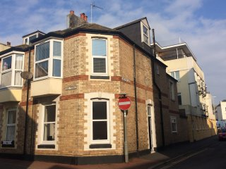 Cosy period house near the beaches in the heart of Teignmouth