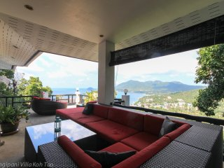 Stunning Frangipani Villa on the island Koh Tao