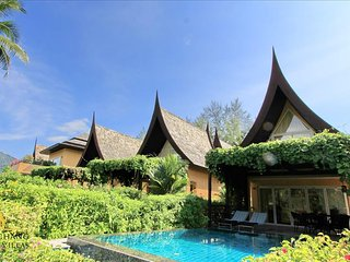 Koh Chang Beach Villas - Holiday Pool Villa 61D