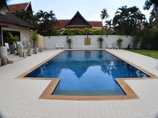 Baan Suan -5 Bed Pool Villa Phuket