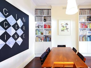 Stylish and Artistic Kirribilli Family Home, Milsons Point