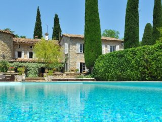 Majestic 210993 Bastide with tennis court and heated covered pool 20 x 10 mtr.
