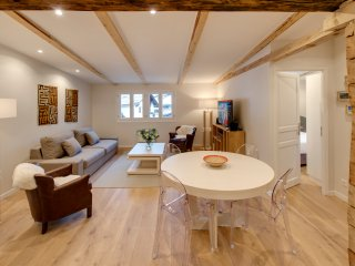 Chalet Elsa - Very central and totally renovated Topfloor Apartment