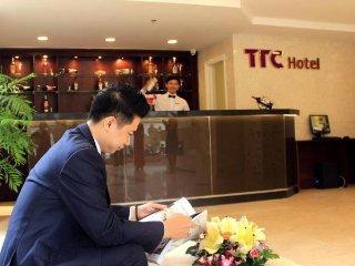 Luxury TTC Dong DU Saigon Hotel